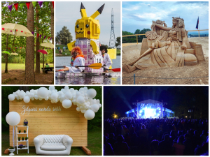 Largest Events and Festivals in Jelgava City, Jelgava County and Ozolnieki County in 2020