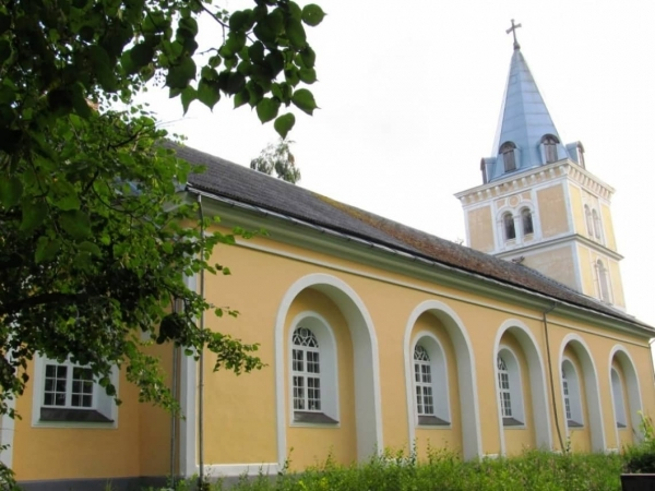 Sesava Lutheran Church