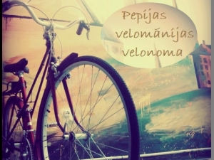 "Bicycle rental ""Pepijas Velomānija"""