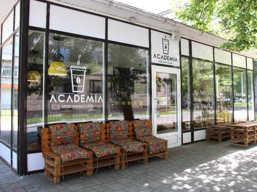 "Coffee and breakfast bar ""Academia"""