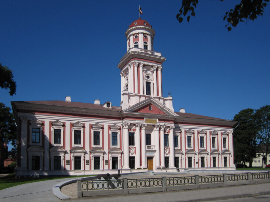 Jelgava History and Art Museum of Ģederts Eliass