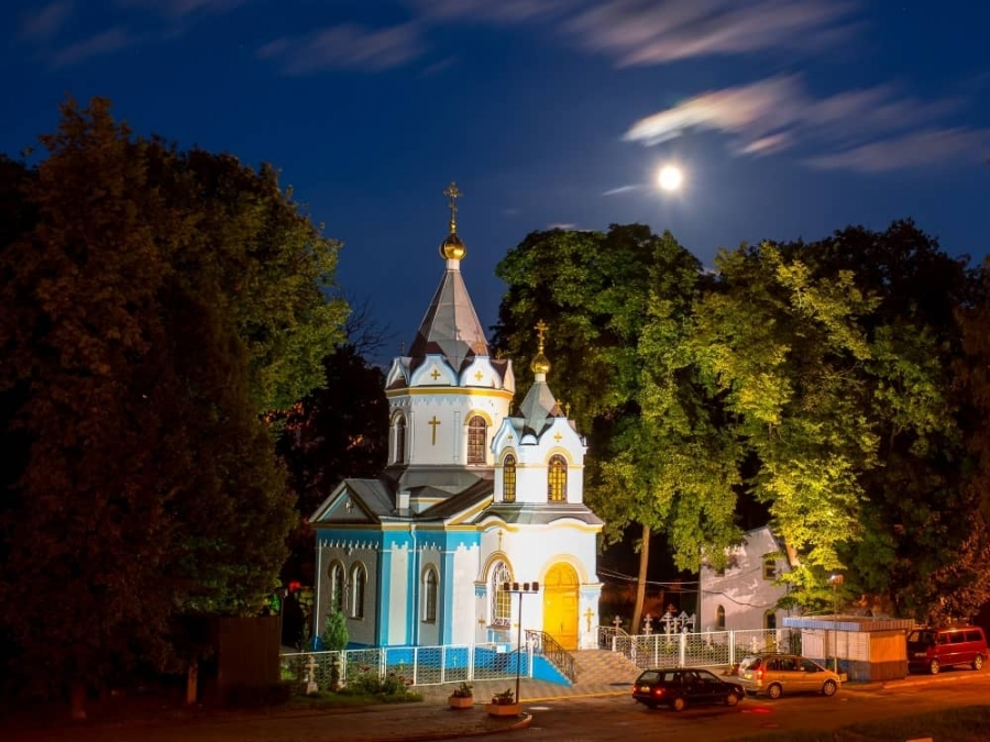 Jelgava Dormition of the Most-holy Mother of God Orthodox Church