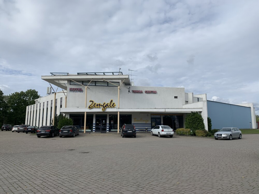 "Hotel and Sports Complex ""Zemgale"""