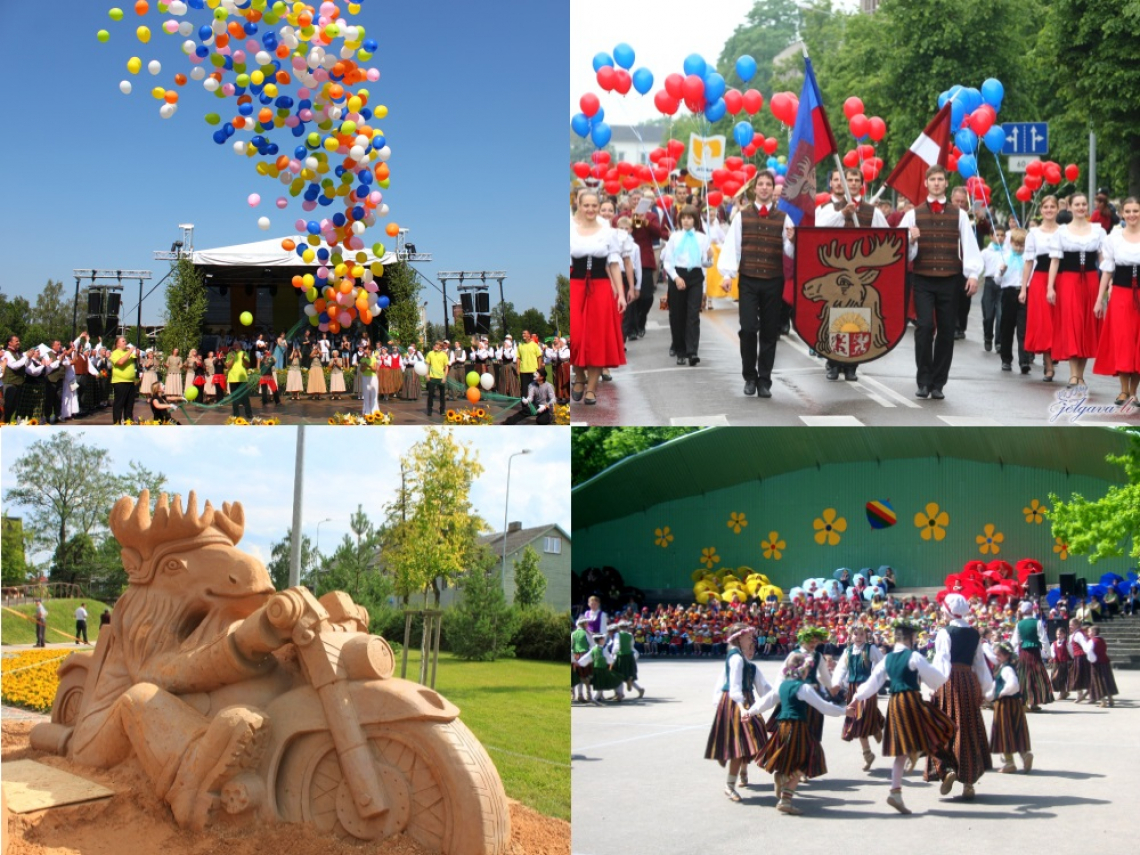 Jelgava events in 2019