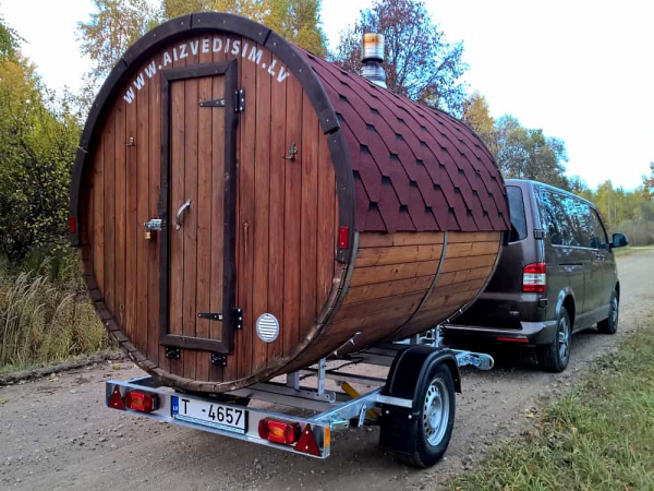 Portable Sauna House