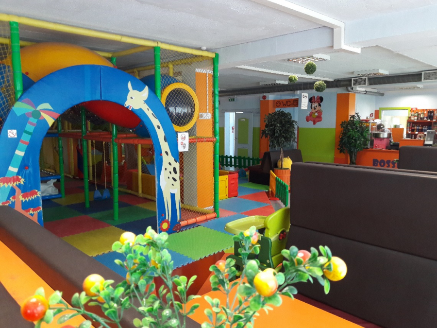 "Children's Play Centre ""Bossiks"""