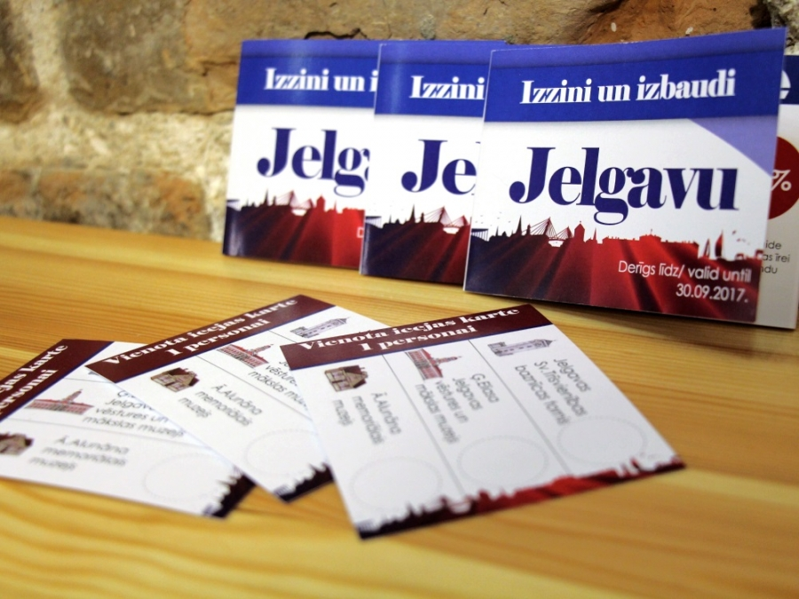 Summer offers for visitors of Jelgava